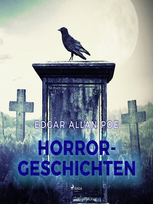 cover image of Horrorgeschichten