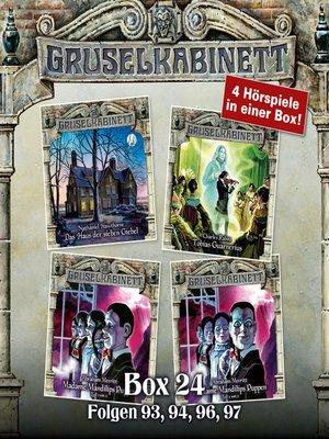 cover image of Gruselkabinett, Box 24