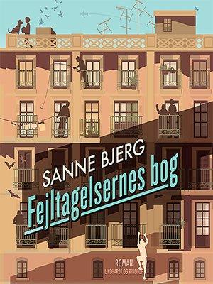 cover image of Fejltagelsernes bog