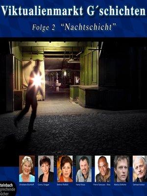 cover image of Viktualienmarkt G'schichten, Folge 2