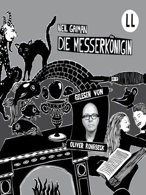 cover image of Die Messerkönigin