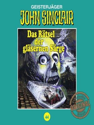 cover image of John Sinclair, Tonstudio Braun, Folge 44