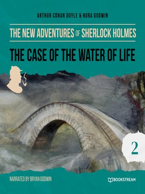 cover image of The Case of the Water of Life