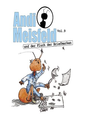 cover image of Andi Meisfeld, Folge 9