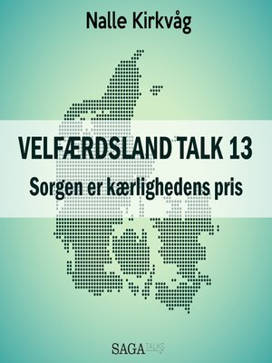 cover image of Velfærdsland TALK, 13