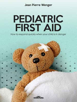 cover image of PEDIATRIC FIRST AID