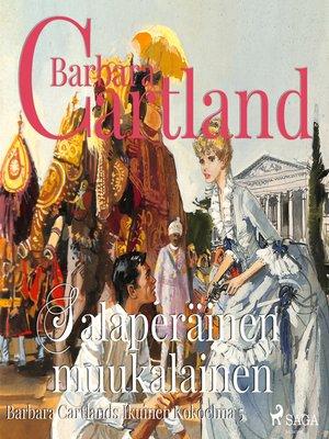 cover image of Salaperäinen muukalainen (lyhentämätön)