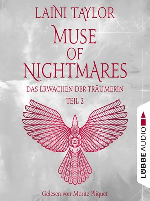 cover image of Das Erwachen der Träumerin--Muse of Nightmares, Teil 2--Strange the Dreamer, Band 4