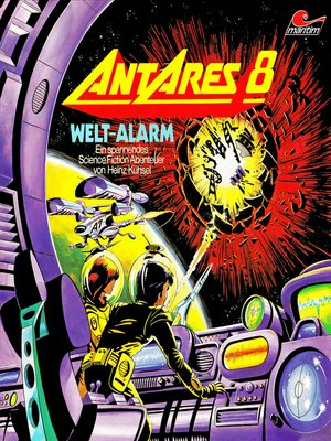 cover image of Antares 8