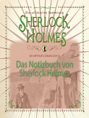 cover image of Das Notizbuch von Sherlock Holmes