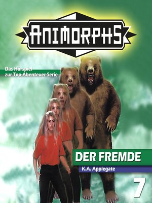 cover image of Animorphs, Folge 7