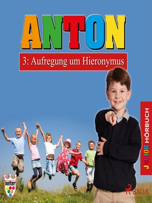 cover image of Anton, 3