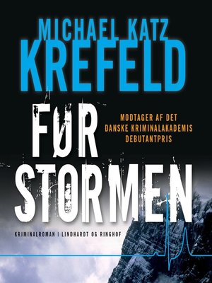 cover image of Før stormen