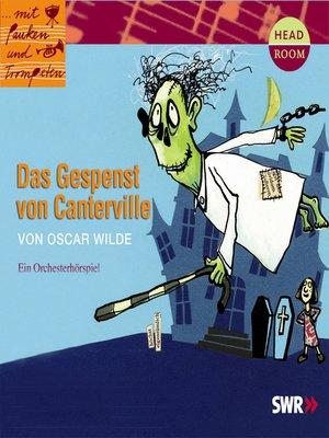 cover image of Das Gespenst von Canterville--Orchesterhörspiel