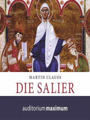 cover image of Die Salier