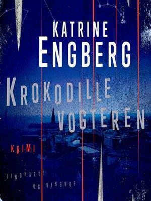 cover image of Krokodillevogteren