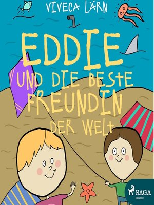 cover image of Eddie und die beste Freundin der Welt