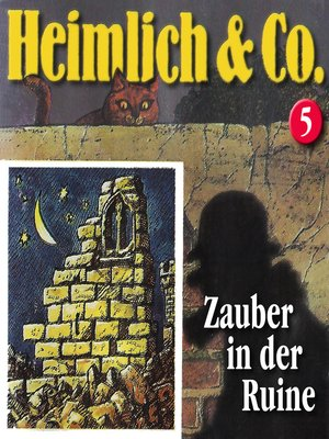 cover image of Heimlich & Co., Folge 5