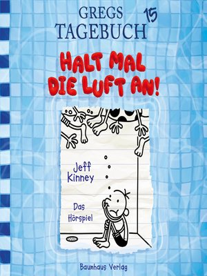 cover image of Gregs Tagebuch, Folge 15