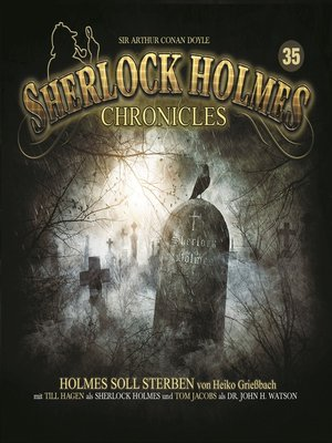 cover image of Sherlock Holmes Chronicles, Folge 35