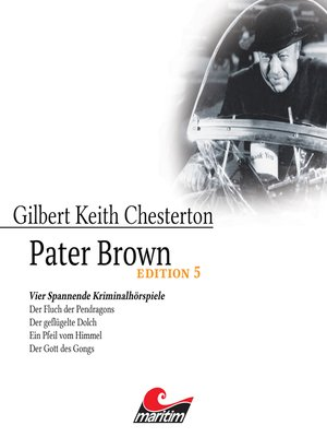 cover image of Pater Brown, Edition 5