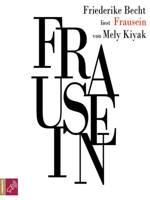 cover image of Frausein