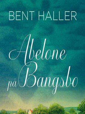 cover image of Abelone på Bangsbo