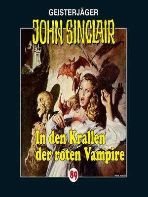 cover image of John Sinclair, Folge 89