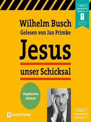 cover image of Jesus unser Schicksal