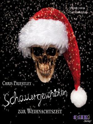 cover image of Schauergeschichten zur Weihnachtszeit--Schauergeschichten 4