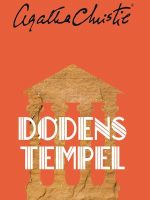 cover image of Dødens tempel