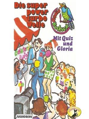 cover image of Radio Kuckuck, Mit Quiz und Gloria