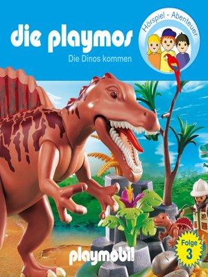 cover image of Die Playmos, Folge 3