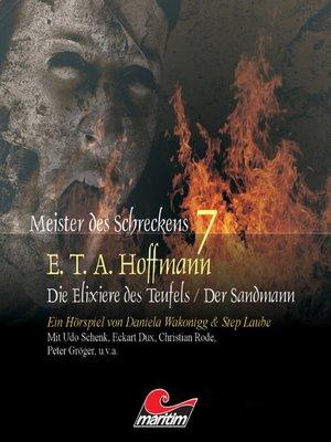 cover image of Meister des Schreckens, Folge 7