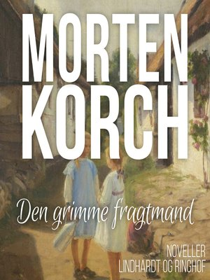 cover image of Den grimme fragtmand