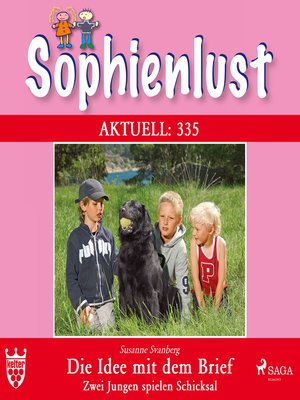 cover image of Sophienlust Aktuell 335