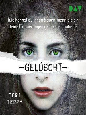 cover image of Gelöscht