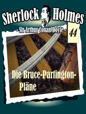 cover image of Sherlock Holmes, Die Originale, Fall 44