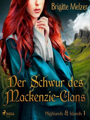 cover image of Der Schwur des Mackenzie-Clans--Highlands & Islands 1