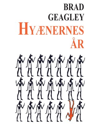 cover image of Hyaenernes år