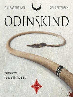 cover image of Die Rabenringe--Odinskind