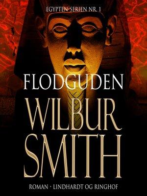 cover image of Flodguden--Egypten-serien 1