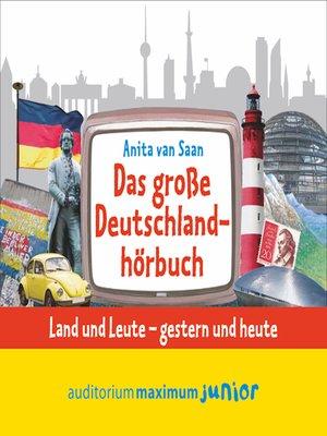 cover image of Das große Deutschlandhörbuch