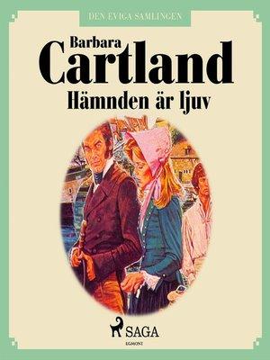 cover image of Hämnden är ljuv--Den eviga samlingen 25