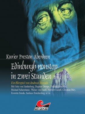cover image of Kurier Preston Aberdeen, Folge 6