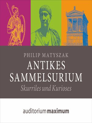 cover image of Antikes Sammelsurium