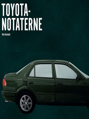 cover image of Toyotanotaterne