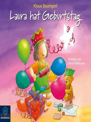 cover image of Laura hat Geburtstag--Lauras Stern 10