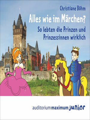 cover image of Alles wie im Märchen?