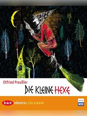cover image of Die kleine Hexe